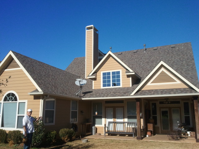 Residential Roofing Services: